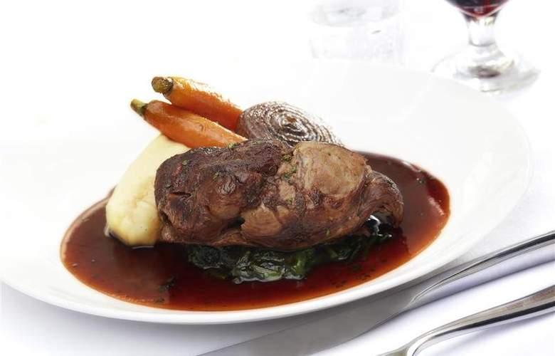 Best Western Annesley House - Restaurant - 86