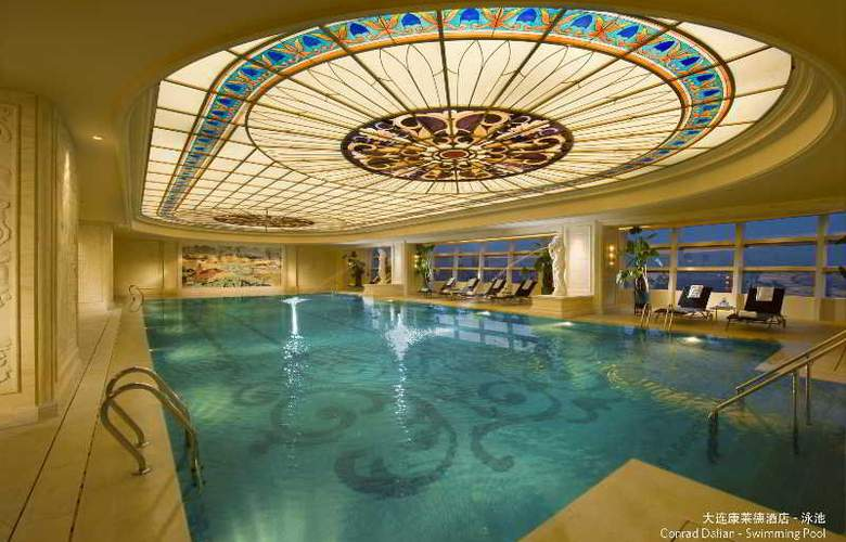 Conrad Dalian - Pool - 28