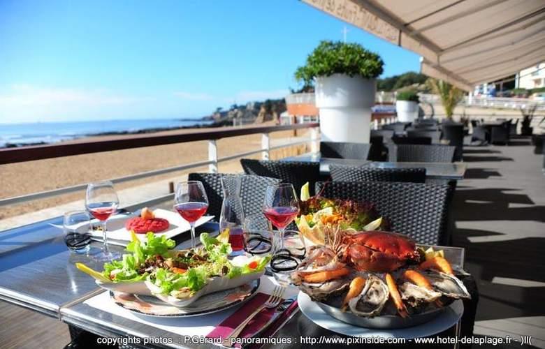 Best Western Hotel de la Plage - Restaurant - 46