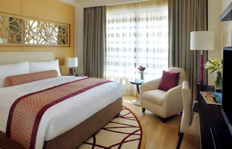 Marriott Executive Apartments Dubai Al Jaddaf - Room - 5