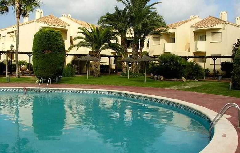 Hotel Apartamentos Villas la Manga - Pool - 4