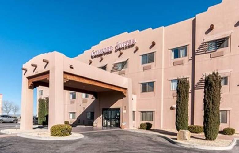 Comfort Suites Las Cruces - Hotel - 10