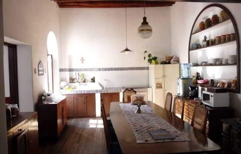 Hotel Boutique San Felipe el Real - Restaurant - 6