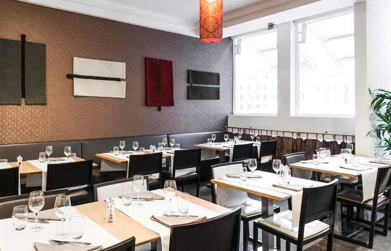 Novotel Gent Centrum - Restaurant - 34