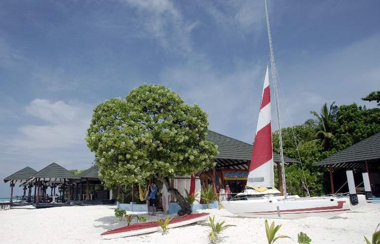 Adaaran Prestige Ocean Villas - Beach - 12