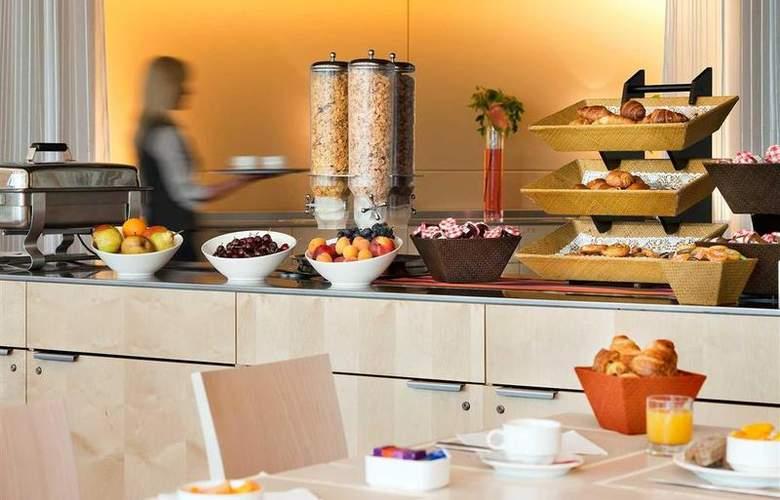 Novotel Le Havre Centre Gare - Restaurant - 24