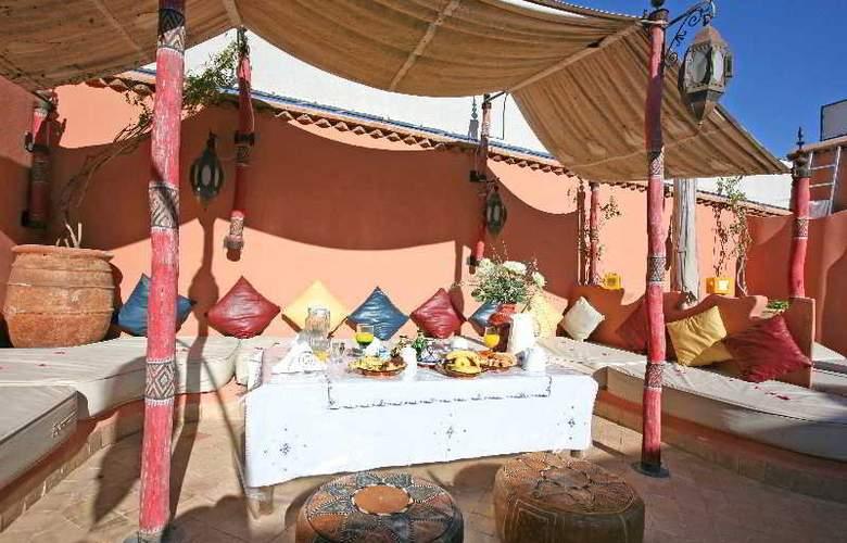 Riad Ain Marrakech - Terrace - 19