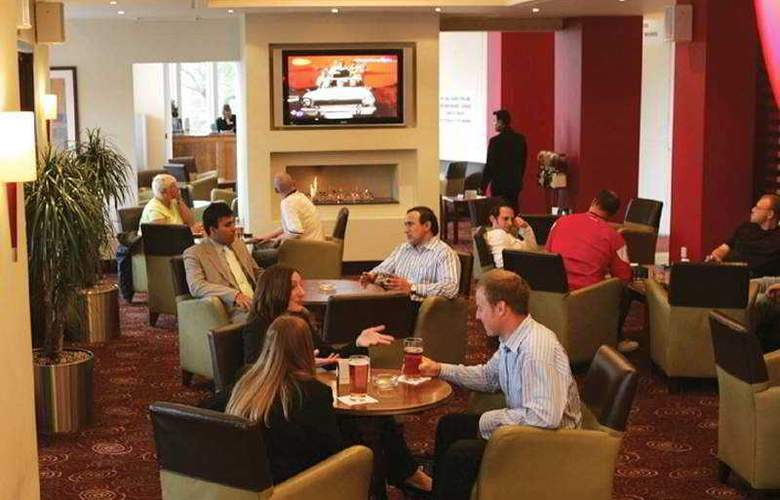 Holiday Inn Birmingham Airport, Jefferson - Bar - 7