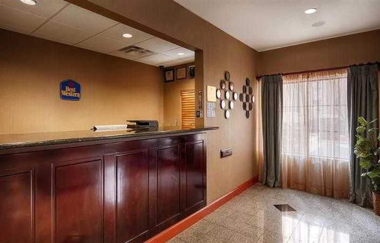 Best Western Mountain Villa Inn & Suites - Hotel - 19