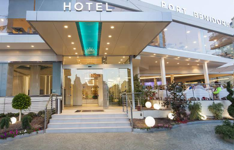 Port Benidorm - Hotel - 11