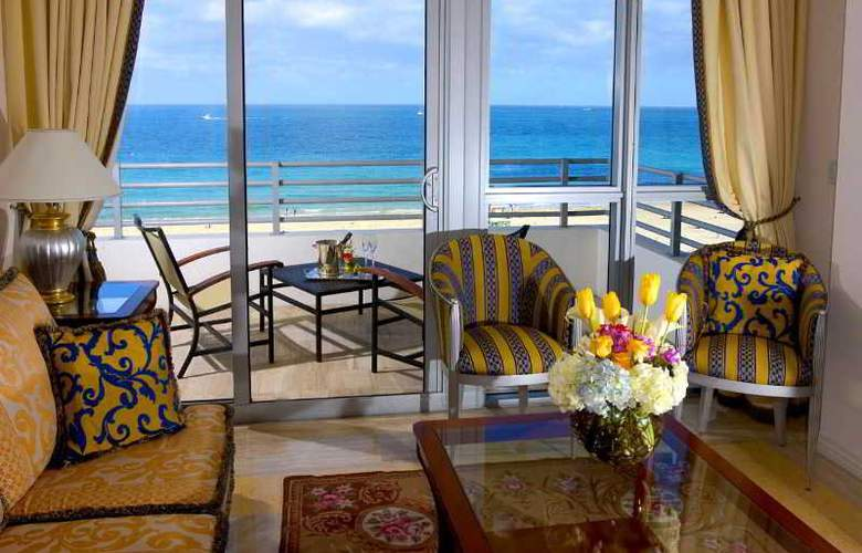 Hilton Bentley Miami Beach - Room - 26