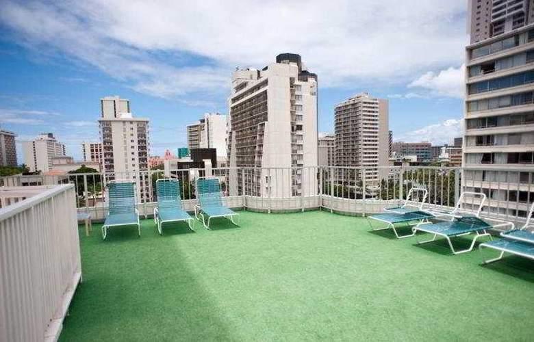 Ilima Hotel - Terrace - 6