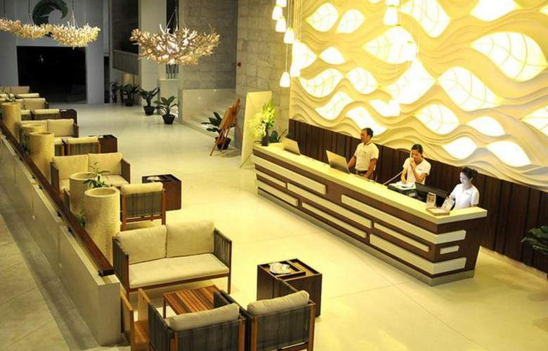 The Cliff Resort & Residences - General - 1