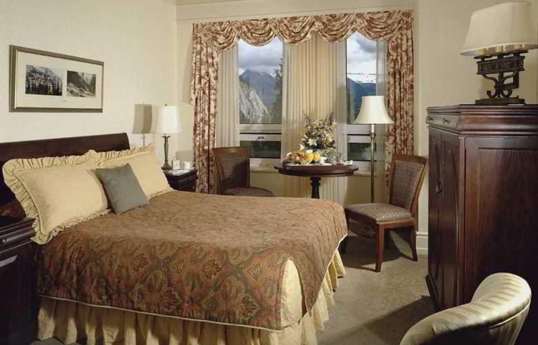 The Fairmont Banff Springs - Room - 7
