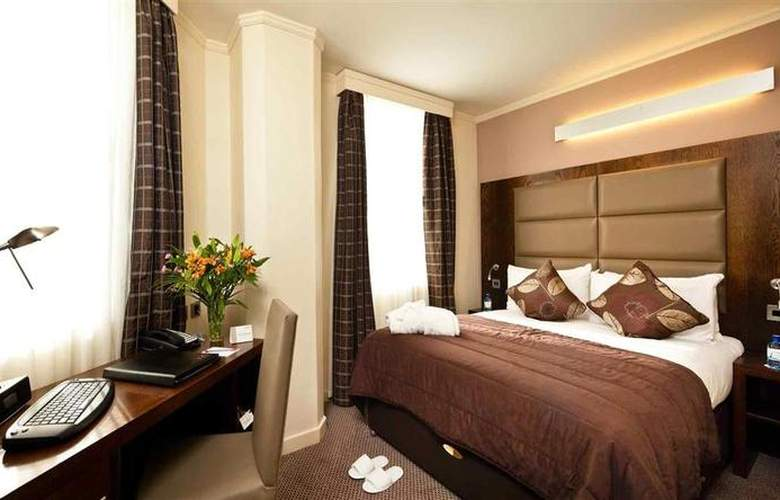 Mercure London Paddington - Room - 40