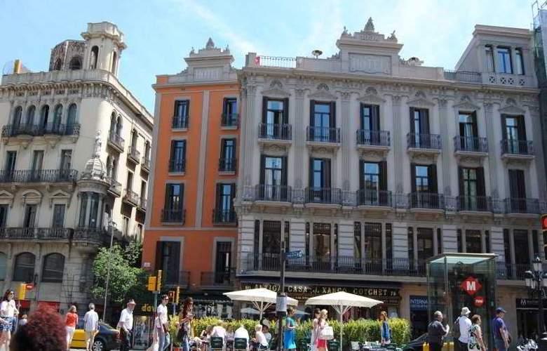 Internacional Ramblas Cool - Hotel - 7