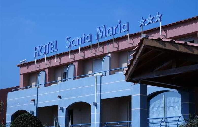 Best Western Santa Maria - Hotel - 0