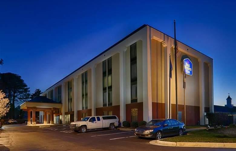 Best Western Plus Portsmouth-Chesapeake - Hotel - 38