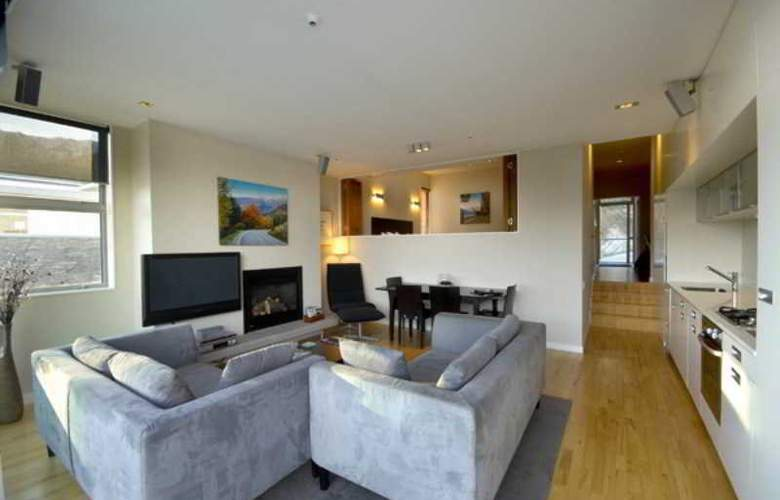 Pounamu Apartments - Room - 1