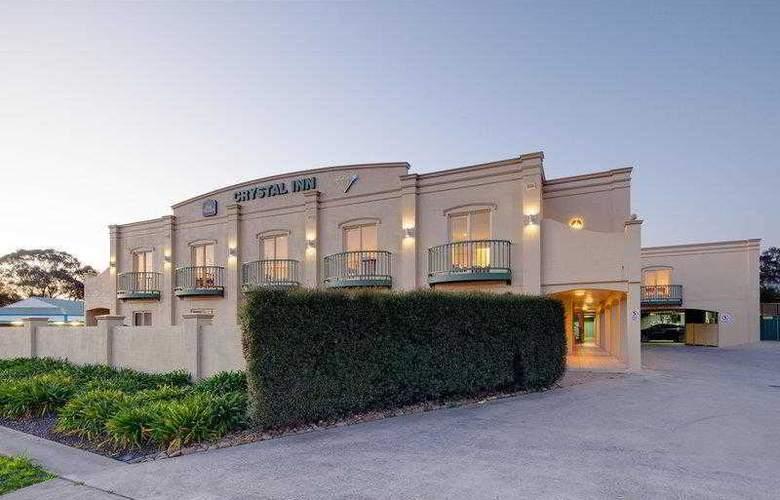 BEST WESTERN Crystal Inn - Hotel - 0