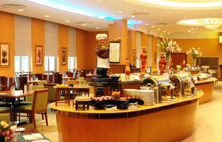 Ramada Pudong Airport Shanghai - Restaurant - 11