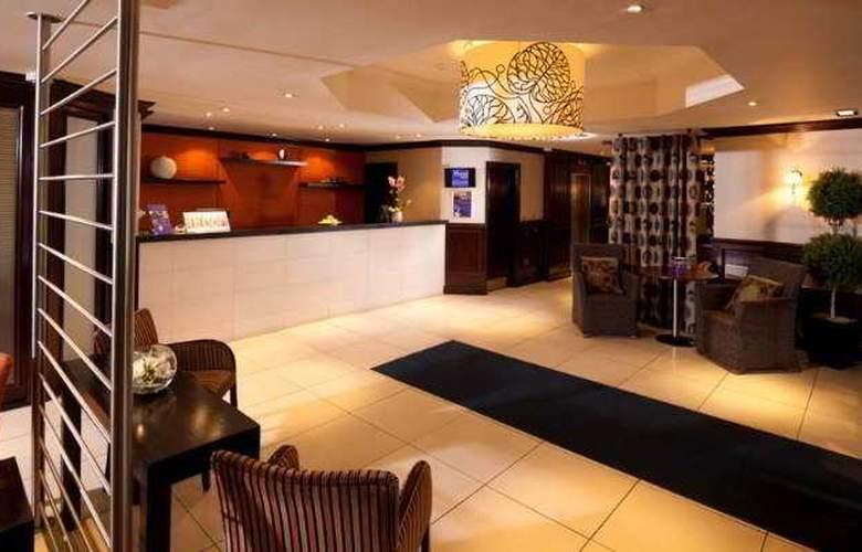 Leonardo Inn Hotel Glasgow West End - General - 1