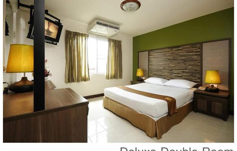 Rambuttri Village Inn & Plaza - Room - 8