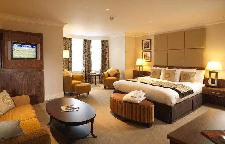 Best Western Reading Moat House - Hotel - 8