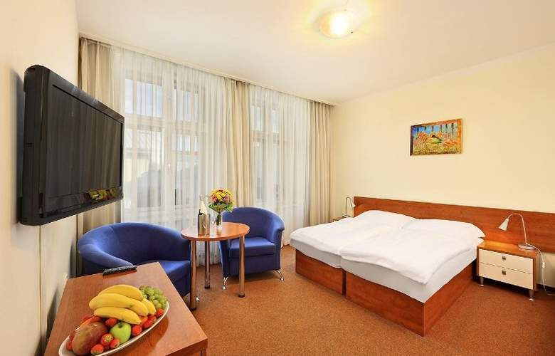 Florenc Hotel - Room - 0
