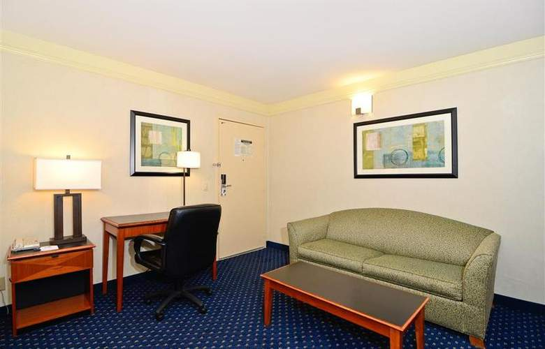 Best Western Mission Bay - Room - 63