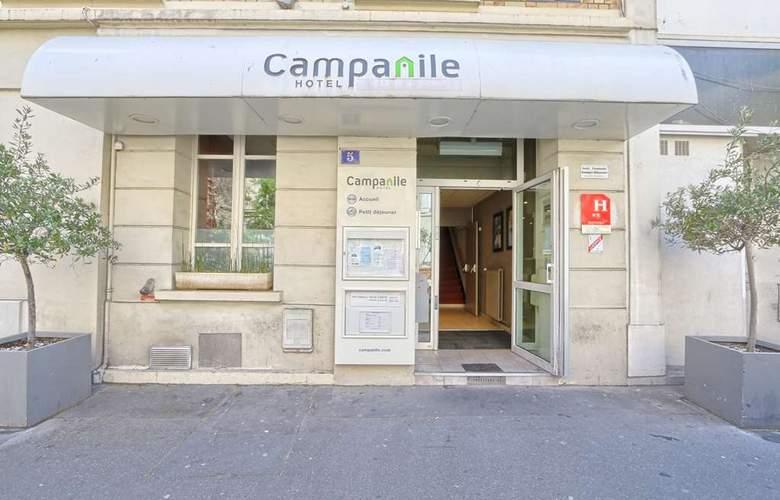 Campanile Paris Ouest - Boulogne - Hotel - 0