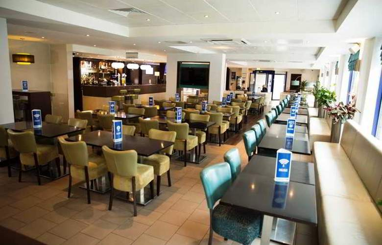 Holiday Inn Express London Stratford - Restaurant - 32