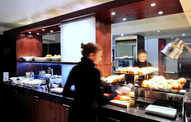 Mercure Paris Tour Eiffel Pont Mirabeau - Restaurant - 67