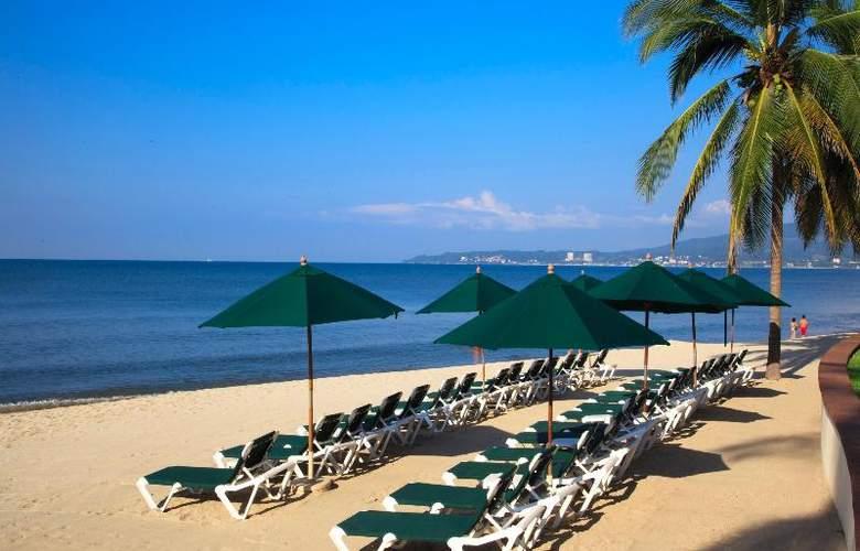 Villa La Estancia Nvo Vallarta Beach Resort & Spa - Beach - 18