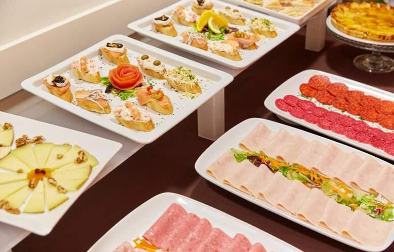 Sercotel Europa San Sebastian - Meals - 16