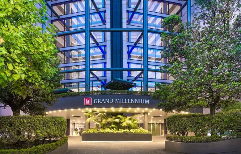 Grand Millennium Auckland - Hotel - 6