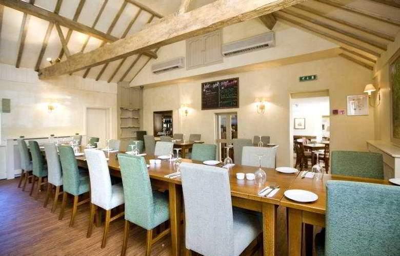 The Fox Country Inn - Restaurant - 7