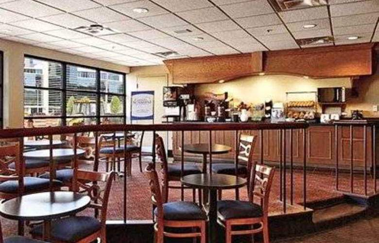 Comfort Inn Downtown Cleveland - Restaurant - 6