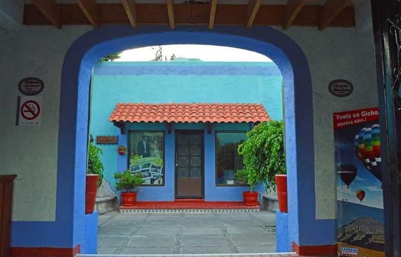 Villas Arqueologicas Teotihuacan - Hotel - 16