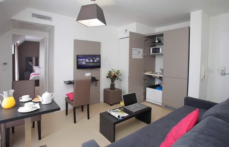 Appart'hôtel Rennes Lorgeril - Room - 4