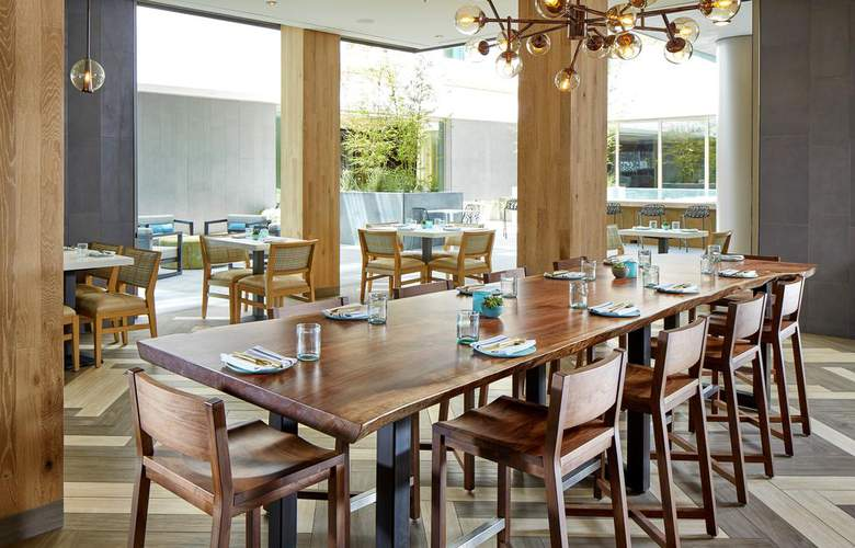 Hilton Garden Inn San Diego Downtown/Bayside - Meals - 16