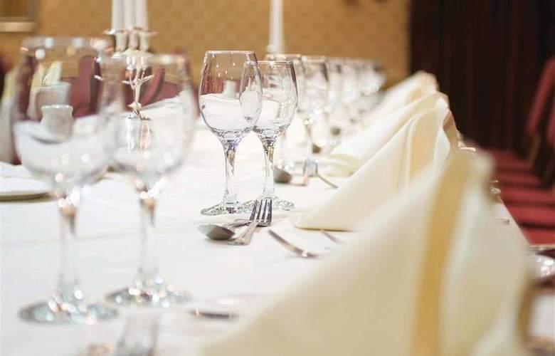 Best Western Glendower - Restaurant - 155