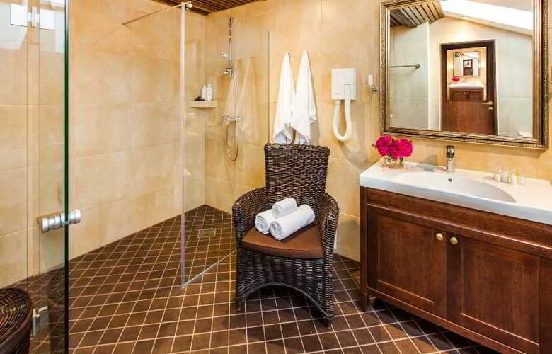 Von Stackelberg Hotel Tallinn - Room - 19