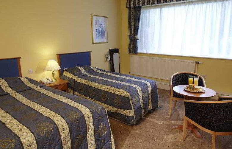 Best Western Tiverton - Hotel - 30