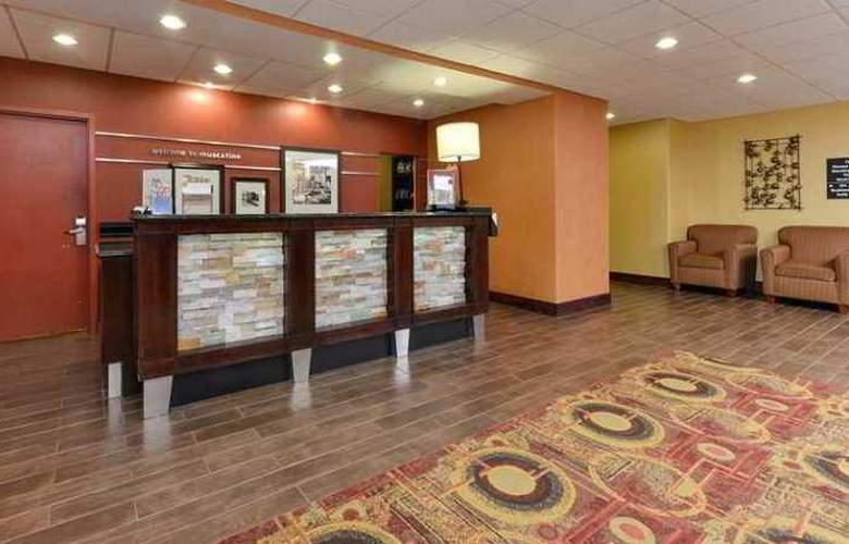 Hampton Inn Muscatine - Hotel - 0