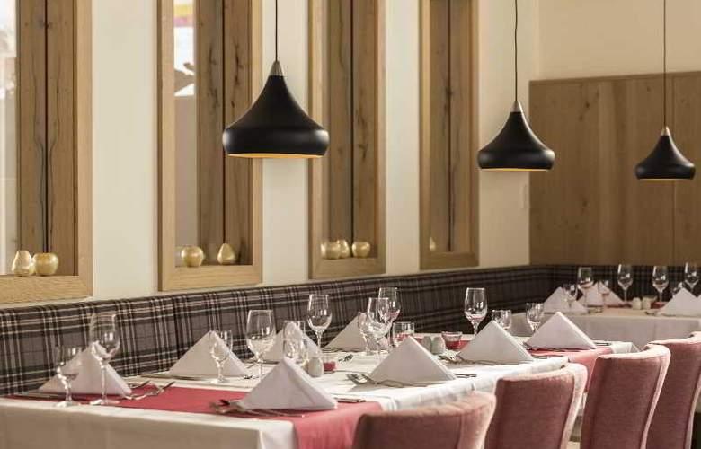 lti alpenhotel Kaiserfels - Restaurant - 13
