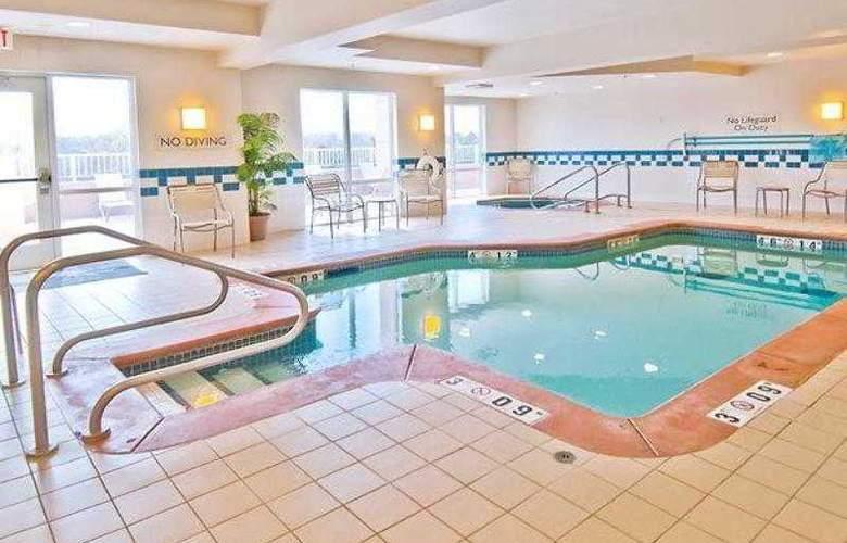 Fairfield Inn suites Edmond - Hotel - 11