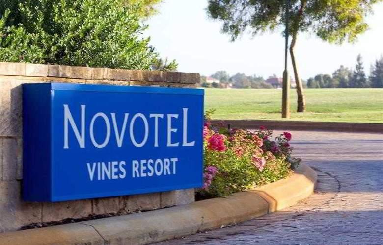 Novotel Vines Resort Swan Valley - General - 1