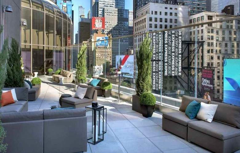 Marriott Marquis Times Square - Terrace - 30