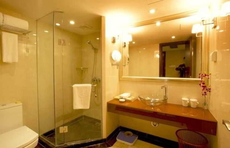 Leeden Hotel Chengdu - Room - 8